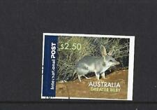 AUSTRALIA 2019 GREATER BILBY INTERNATIONAL POST SELF ADHESIVE FINE USED