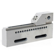 """Wire Edm High Precision Vise Stainless Steel 4"""" /100mm Jaw Opening Clamp Tool Au"""