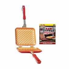 Red Copper Flipwich Sandwich- und Panini-Eisen mit Antihaftbeschichtung