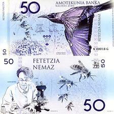 Amotekunia 50 Nemaz Fun-Fantasy Note 2017 Birds & Bees Series Scientist D Metree