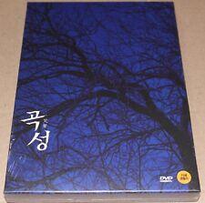 THE WAILING/ Gokseong/ Hwang Jung min/ Na Hong jin/ KOREA DVD NEW