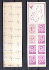 Belgien 1969 postfrisch Marenheft MiNr. 18  König Baudouin I.