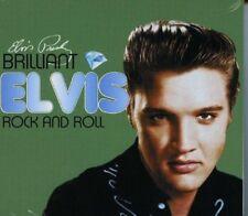 Elvis Presley - Brilliant Elivs : Rock And Rol (NEW CD)