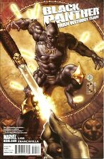 BLACK PANTHER THE MAN WITHOUT FEAR # 515 / MARVEL / APR 2011 / N/M / 1ST PRINT