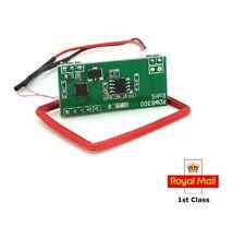 UART 125Khz EM4100 RFID lector de tarjeta ID clave módulo RDM6300 RDM630