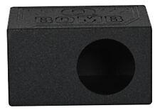 "Rockville RQB8 Single 8"" Side Ported Subwoofer Sub Box Enclosure w/Bed Liner"