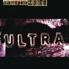 DEPECHE MODE - ULTRA  (2 CD)  32 TRACKS INTERNATIONAL POP  NEU