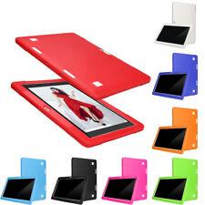Universal 10/10,1 Zoll Android Tablet PC Silikon Schutzhülle Tasche 8 Farben DE