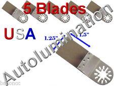 Ss Stainless Steel Oscillating Multi Tool Saw Blade Bosch Dremel Craftsman