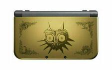 Nintendo New 3DS XL Legend of Zelda: Majora's Mask Limited Edition Gold / Black Handheld System