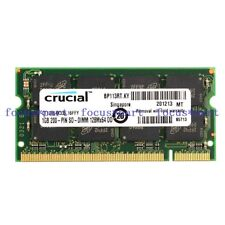1GB PC2700 DDR1 DDR333 333MHZ 200pin Sodimm Laptop Memory Ram