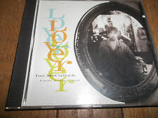 Ian McCulloch Lover Lover Lover CD Single 1992 VG+ Echo & The Bunnymen