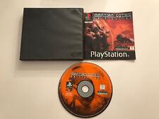 Martian GOTHIC Birth-PLAYSTATION 1 gioco