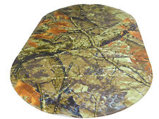 Mainstays Juvenile Ozarktrail Camo Skid Resistant Suction Cup Cushioned Bath Mat