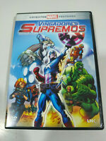 Vingadores Supreme Marvel - DVD Regione 2 Inglese Portuguese