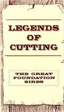 DVD Legends of Cutting Rare Footage Quarter Horse DVD Western Cow Stock Reining