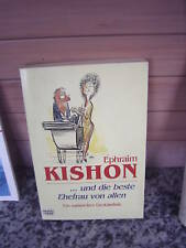 Und die beste Ehefrau von allen, von Ephraim Kishon