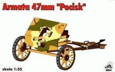 47 mm 'POCISK' POLISH ANTI-TANK GUN 1/35 RPM