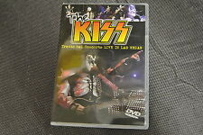 DVD KISS LIVE IN LAS VEGAS