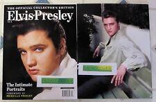 ELVIS PRESLEY The INTIMATE PORTRAITS Volume 9 RARE B/W PICTURES Collectors Edit