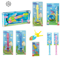 MUSICAL PEPPA PIG INSTRUMENTS TOYS Toddler Stocking Filler Toy Christmas Gift UK