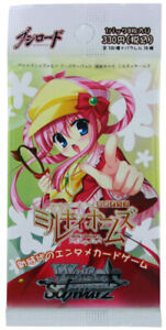 Weiss Schwarz Milky Holmes Booster Pack, Japanese Edition