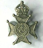 WW2 The Royal The Garhwal Rifles Collar Badge British Indian Army 28 x 21 mm