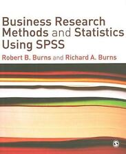 BUSINESS RESEARCH METHODS AND STATISTICS USING SP - NEW PRE-LOADED AUDIO PLAYER