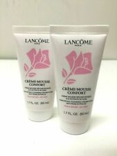 Lancome Creme-Mousse Confort Comforting Cleansing Creamy-Foam Rose Extracts 50ml