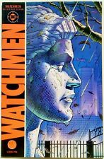 Watchmen #2 (of 12) (Oct. 86') Vf+ (8.5) Alan Moore Scripts/ Gibbons Cover & Art