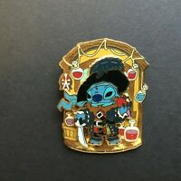 Pirates of the Caribbean - Stitch as Captain Barbossa - Disney Pin 51329