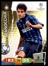 Panini Champions League 2011-2012 Adrenalyn XL Andrea Ranocchia FC Inter Milan