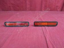 NOS OEM Pontiac Grand Prix Rear Reflector Side Marker 1988 - 96 PAIR