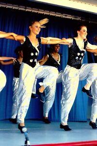 PRETTY DANCERS 1980s/90s 35mm SLIDE