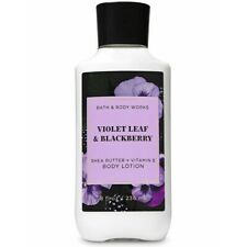 Bath & Body Works Violet Leaf & Blackberry Body Lotion 8 fl oz / 236 ml