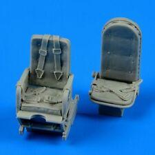 Quickboost 1/48 Junkers Ju 52m Seats w/Safety Belts # 48568