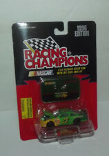MOC RACING CHAMPIONS 1/64 SCALE 1996 EDITION CHAD LITTLE JOHN DEERE CAR