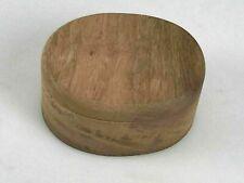 Wooden Oval Trinket/Jewelry Storage Box NEW, Free Shipping