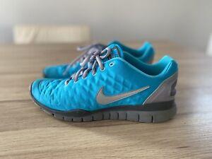 Nike Free Gr 40,5 Blau gebraucht