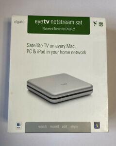 Elgato Eyetv netstream sat DVB-S2 - Boxed.