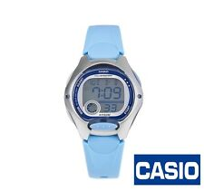 NEW CASIO Girls Kids Boys LW200-2B Digital Light Blue  Resin Strap Watch LW-200