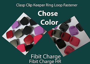 Metal Clasp Clip Fastener For Fitbit Charge HR Band Bracelet Wristband