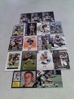 *****Kevin Curtis*****  Lot of 31 cards.....19 DIFFERENT / Football
