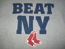 "Vintage CSA Label - BOSTON RED SOX ""Beat NY"" NEW YORK YANKEES (2XL) T-Shirt"