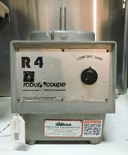 Robot Coupe R4 Commercial Food Processor (Base Only)