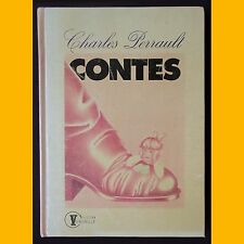 Collection Vermeille CONTES Charles Perrault Martine Lasnet 10 contes 1977