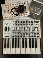 Arturia Minibrute SE Analog Synthesizer Mint Condition with Preset Sheets