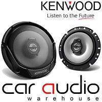 "KENWOOD KFC-E1765 600 Watts Pair 17cm 6.5"" Inch Coaxial Door Shelf Car Speakers"