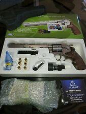 Dan wesson replique pistolet Co2  6mm + 500 billes et cartouche gaz Airsoft