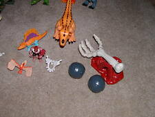 Fisher Price imaginext dinosaur mountain spiny t-rex boulder launcher cave man